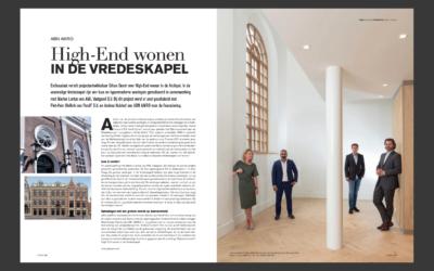 LEVEN! Magazine: High-end wonen in de Vredeskapel