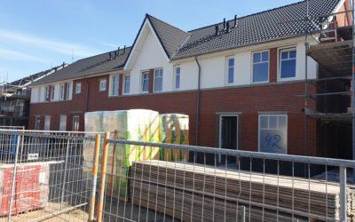 """RoosdomTijhuis/ Nederwoon/LokinTamse leveren 1 juli 17 huurwoningen op """"Plan Marslanden Hardenberg"""""""
